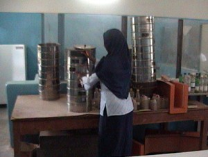 Soil Mechanics Laboratory