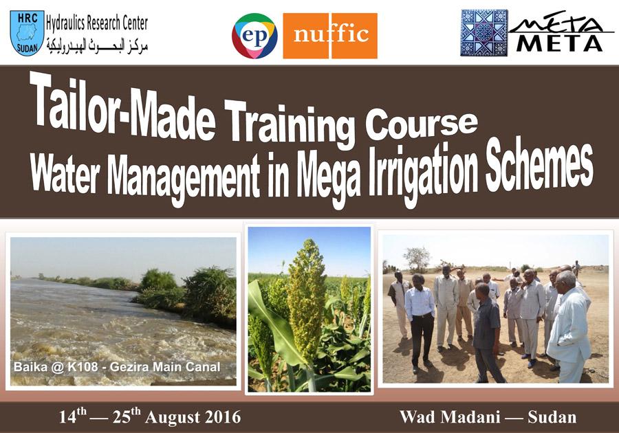 TMT Course 14 – 25 August 2016