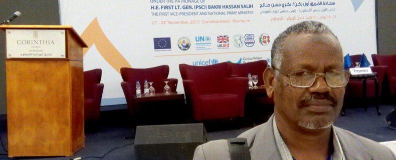 مؤتمر الادارة المتكاملة والمستدامة للمياه الغير نيلية بالسودان