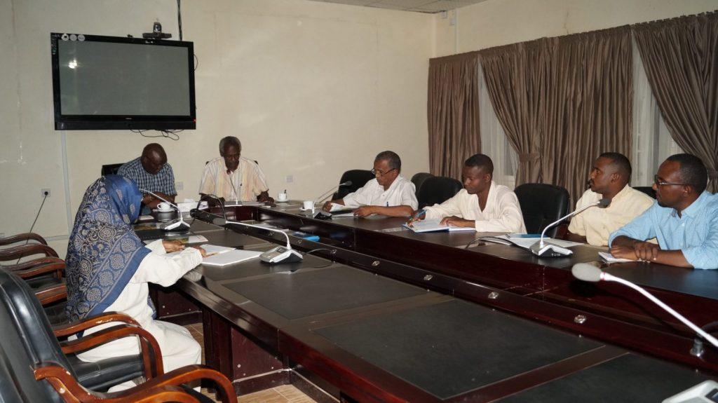 IFAD supervision mission to Sudan (24th Feb. – 5th Mar. 2018)