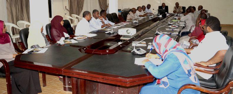 سمنار بعنوان : أهمية و ترقية بحوث الموارد المائيه فى السودان